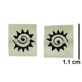 Broquel de plata 0.925 básico